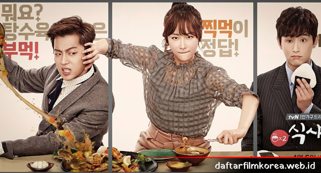 Drama Korea Terbaru Let's Eat 3