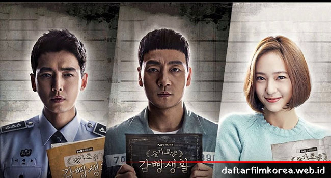 Prison Playbook Atau Wise Prison Life