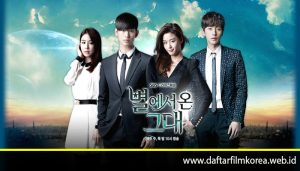 Drama Korea The Stars In Space
