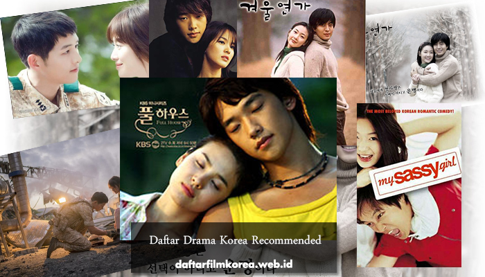Daftar Drama Korea Recommended
